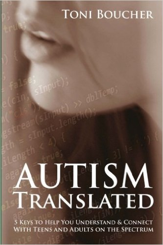 Autism Translated by Toni Boucher - Cover image